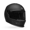 2019 BELL ELIMINATOR HELMET - SOLID MATTE BLACK