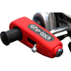 GRIP-LOCK RED HANDLEBAR GRIP LOCK