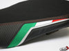 LUIMOTO TEAM ITALIA SUEDE RIDER SEAT COVERS FOR APRILIA TUONO 06-10