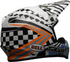 BELL MX-9 MIPS TAGGER CHECK ME OUT BLACK/WHITE HELMET - SMALL ONLY