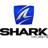 SHARK RIDILL BLANK WHITE HELMET