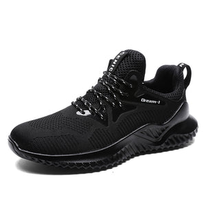 Men's Walking Shoes Casual Sneakers - Athletic Running Non-Slip Lightweight Outdoor Fashion Sneaker - SIKAINI