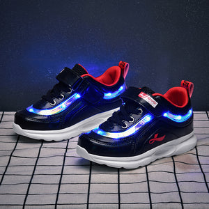 Light Up Shoes for Boy Girls Rechargable Led Shoes - SIKAINI