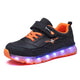 Fashion Luminous Sneakers Light Up Shoes for Boys Girls - SIKAINI