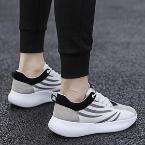 Fashion Vulcanized Shoes Men Comfortable Soft Breathable Shoes Casual Man Sneakers Chaussure Homme