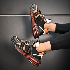 Comfortable and breathable lace-up shoes for spring and summer