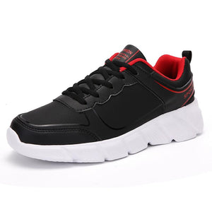 Casual sports shoes for the spring and summer seasons made of pure breathable PU material