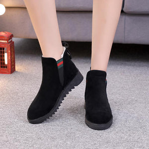 Women's shoes cotton shoes middle-aged and older walking shoes mother's shoes