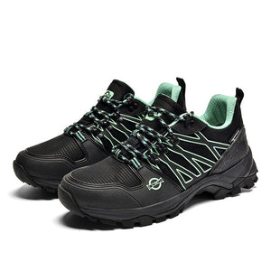 Dynamic waterproof hiking shoes trekking shoes three colors