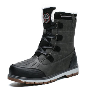 Men's cotton boots snowshoes