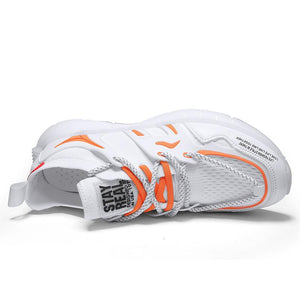 Men running shoes sports shoes, fitness running shoes, breathable non-slip casual shoes