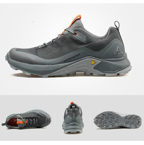 Men's Low Top e Hiking Shoes Outdoor Lightweight Shoes Backpacking Trekking Trails