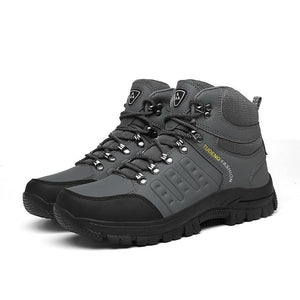 Men's fashion breathable e lightweight non-slip outdoor boots