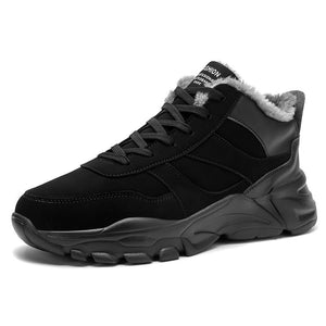 Men's shoes cotton shoes winter sports and leisure