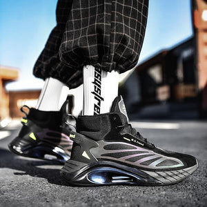 Men shoes high top sport casual shoes basketball shoes