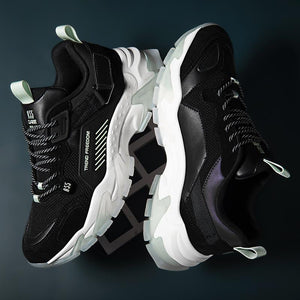 High quality breathable sneakers for autumn