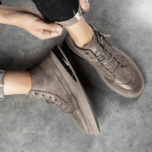 Casual sports shoes winter cotton shoes single shoes