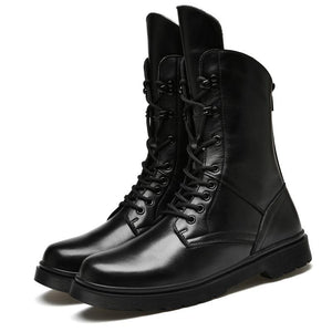 Martin boots cotton boots men plus cotton