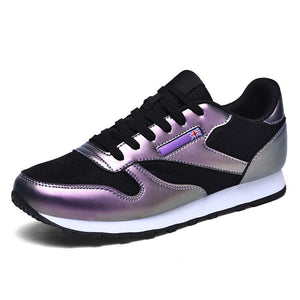Retro plus size running shoes classic sneakers
