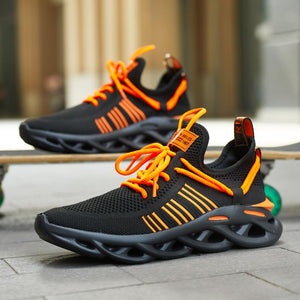 Men's Sneakers Comfortable Breathable Outdoor Sports Hiking Shoes