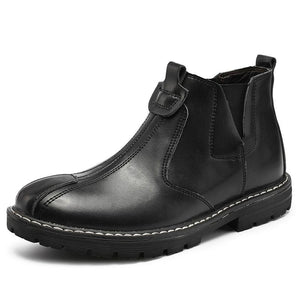 Winter men's shoes Martin boots Chelsea boots