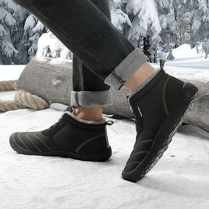 Winter fashion sports leisure outdoor indoor cotton shoes warm snowshoes large cotton shoes