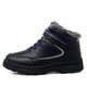 Winter shoes men lined winter warm shoes leisure non-slip winter boots outdoor boots