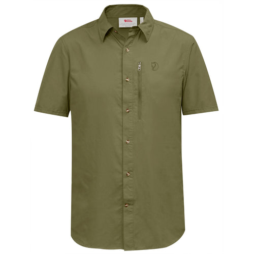 Fjallraven Abisko Hike Short Sleeve Men's Shirt