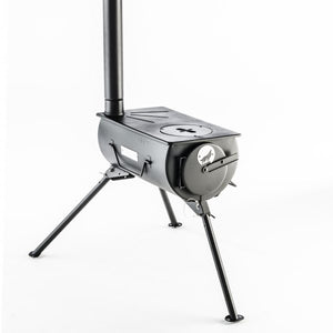 Genuine Anevay Frontier Portable Wood burning Stove