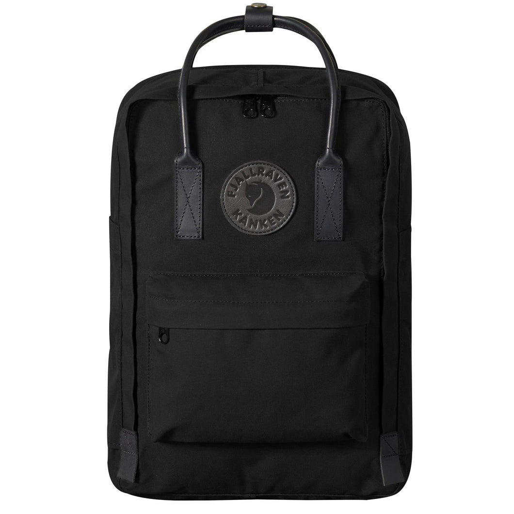 Fjallraven No. 2 Laptop 15 inch Black Backpack