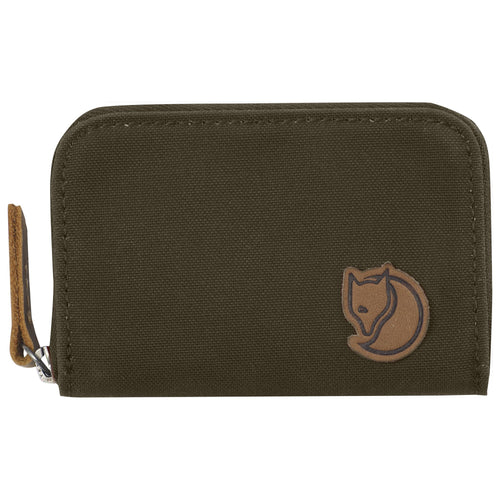 Fjallraven Zip Card Holder - G1000
