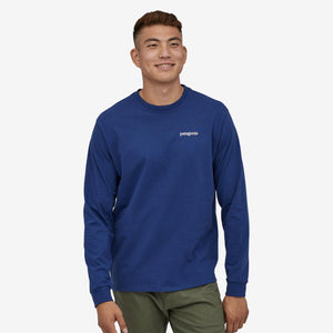 Patagonia Men's Long-Sleeved Fitz Roy Horizons Responsibili-Tee®