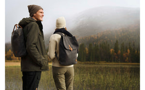 Fjallraven Norrvage Foldsack - from Recycled Wool