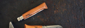 Opinel Carbon Steel Knife - the classic French pen-knife