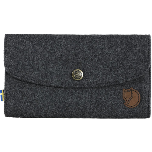 Fjallraven Norrvage re-cycled wool Travel Wallet