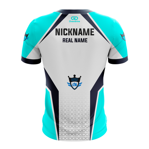 Overdrive eSports Jersey (2018)
