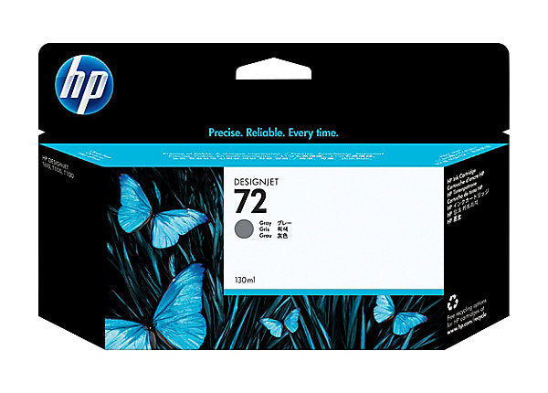 HP 72 - gray - original - ink cartridge