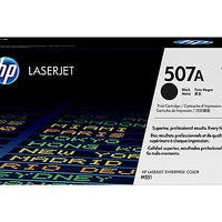 HP 507A - black - original - LaserJet - toner cartridge (CE400A)