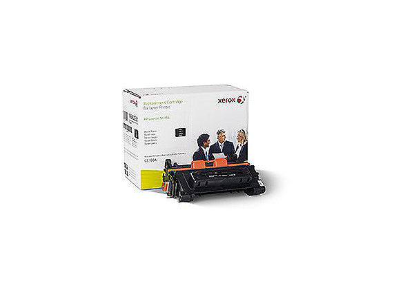 Xerox - black - toner cartridge (alternative for: HP CE390A)