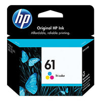 HP 61 - color (cyan, magenta, yellow) - original - ink cartridge