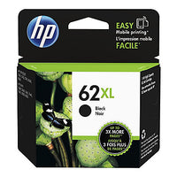 HP 62XL - High Yield - black - original - ink cartridge