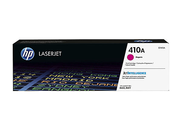 HP 410A - magenta - original - LaserJet - toner cartridge (CF413A)