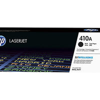 HP 410A - black - original - LaserJet - toner cartridge (CF410A)