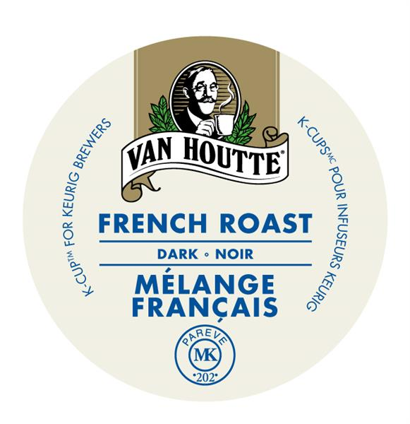 Keurig® Van Houtte® French Roast - Dark, 24 pods / pack
