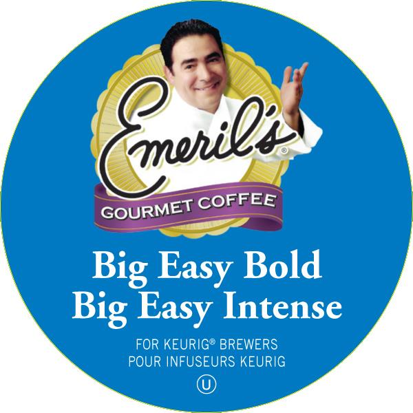 Keurig® Emeril's® Big Easy Bold® - Dark, 24 pods / pack