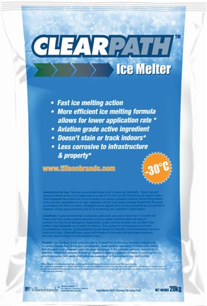 Clearpath Ice Melter, 20kg (Promo Price from Oct 1 to Dec 1)