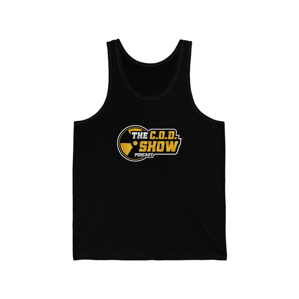 The COD Show Podcast Tank Top
