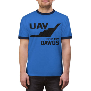 UAV for My Dawgs Premium Tee