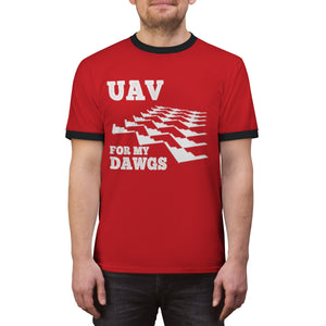 UAV for My Dawgs Back to Back Premium Tee