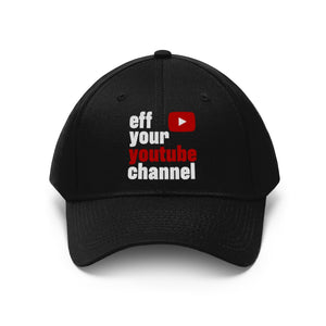 eff your channel Hat